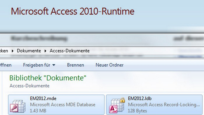 Download Microsoft Access 2010 Runtime (64-bit) For Windows